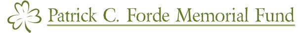 Patrick C. Forde Memorial Fund