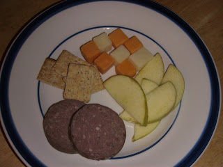 Healthy Bedtime Snack