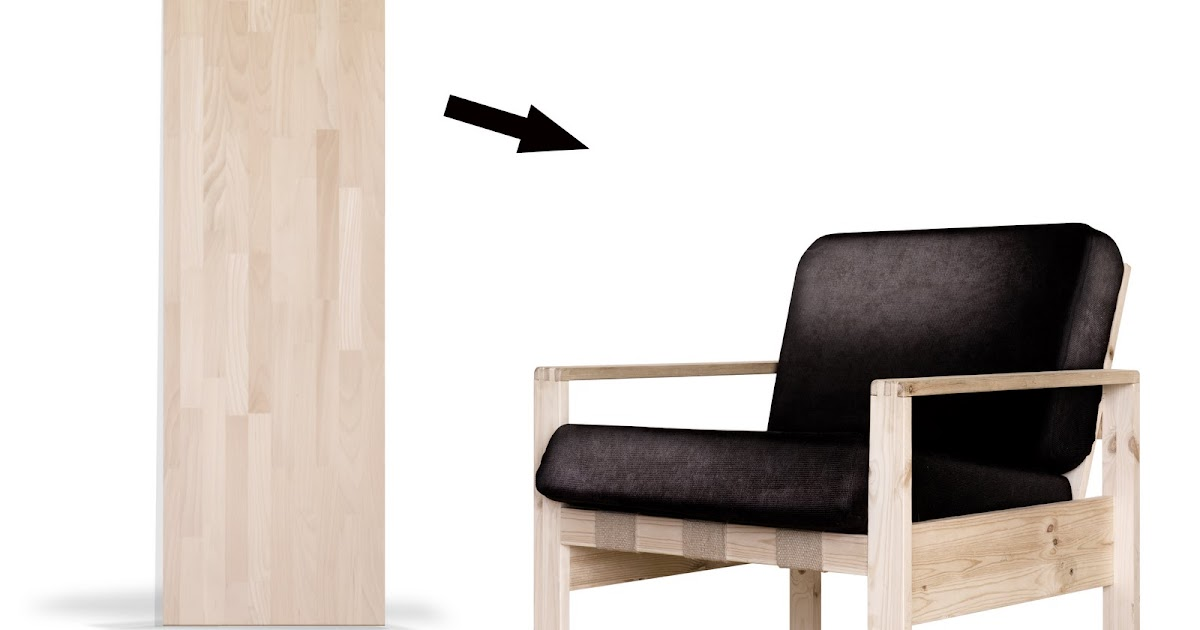 Hartz IV Möbel: 24 Euro Sessel (24 Euro Chair)