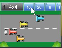 Gran Premio: calcular PRODUCTOS