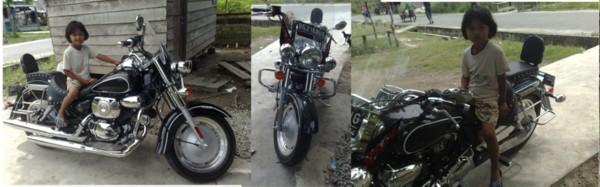 Motor Gede / Motor Besar