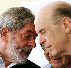 Serra e Lula