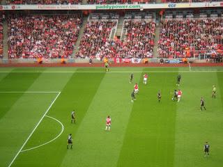 Arsenal - Bolton Wanderers
