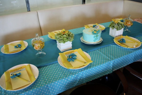 Pearl Cakes Events Tablescape Hana 39 S Baby Shower