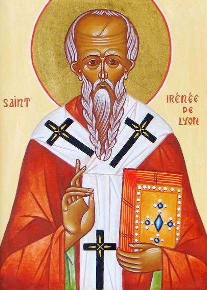 Saint Irenaeus, Church Fathers, Incarnation, Humanism