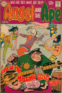 Angel and the Ape #1