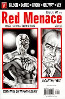 Red Menace #1