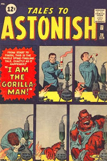 Tales to Astonish 28