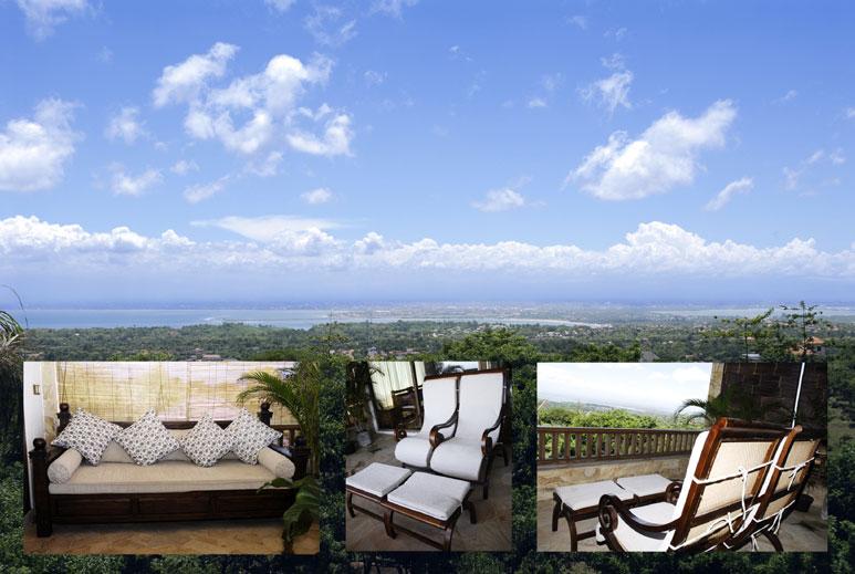 Villa Pemandangan Bali Villa Pemandangan Bali