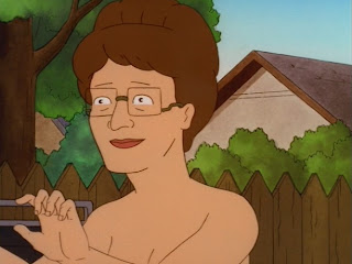 Peggy Hill Nude