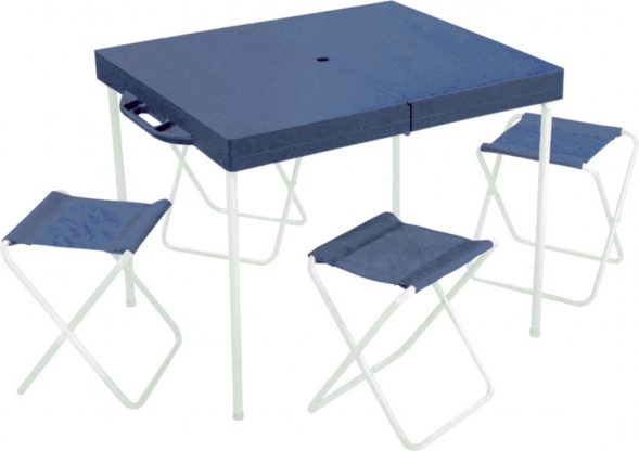 Podinha camping club mesa para camping - Mesas de camping plegables decathlon ...