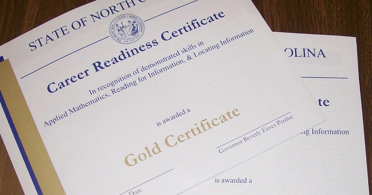 readiness career certificates certificate bccc