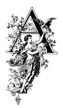 letra ornamental