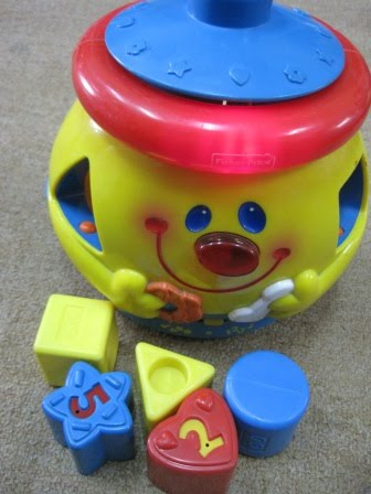 juaimurah fisher price learning pot