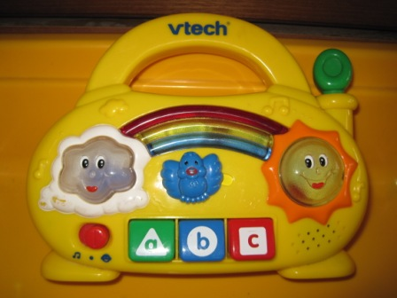 Vtech Small Radio My Baby