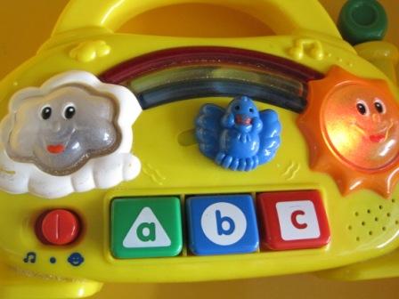 Vtech Small Radio My Baby
