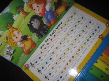 Fishr Price Xylophone Book My Baby Stuff