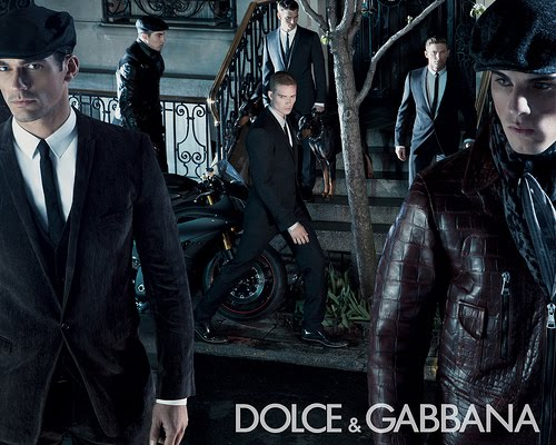 Dolce and gabbana offensive ad