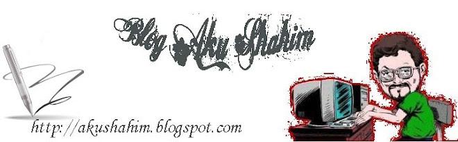 Blog Aku Shahim
