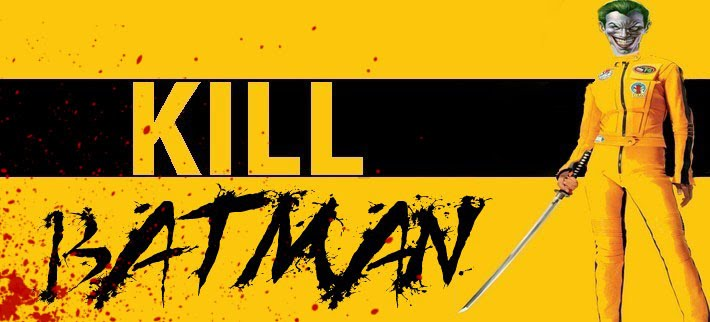 Kill Batman - A Piada Mortal