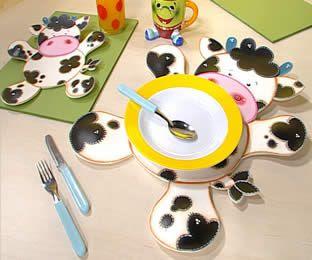 super faciles de hacer y le daran a la mesa un toque de color y