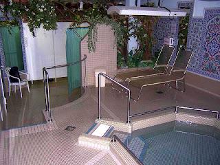 Thermalbad Bad Staffelstein 90 minuten ruhe und entspannung