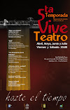 V Temporada Vive Teatro