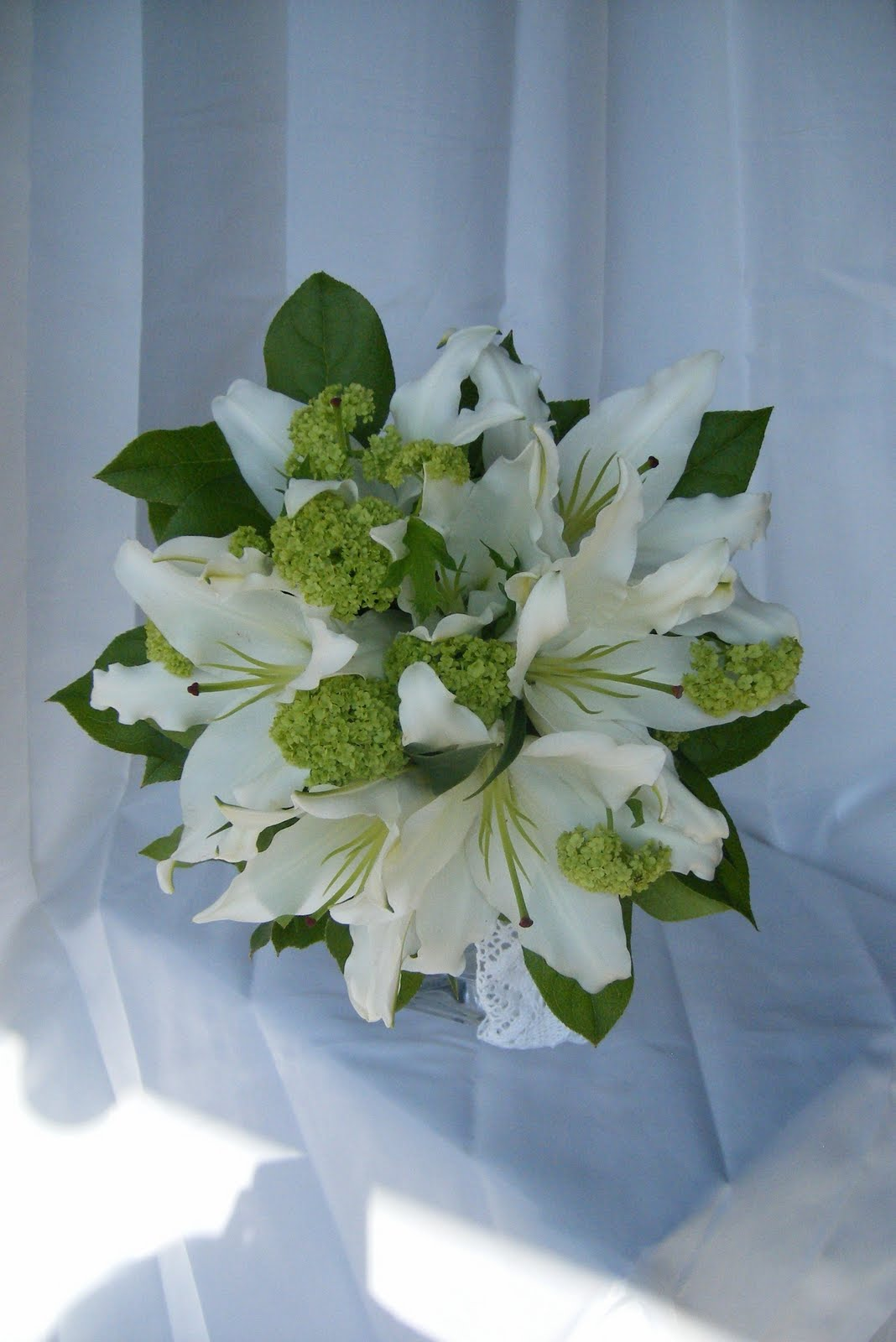 Flowers For A May Wedding