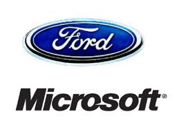 Estrategia de Ford y Microsoft