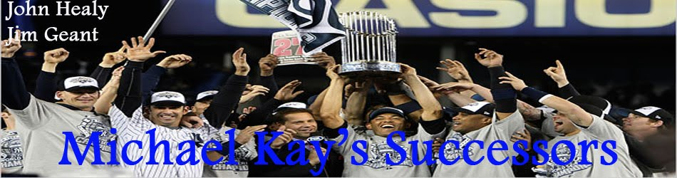 Michael Kay&#39;s Successors