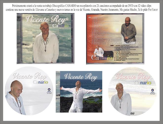 CANARIO Próximo Disco con DVD