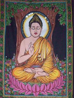 "Buda - ""El Iluminado"""