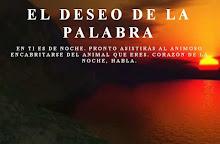 EL DESEO DE LA PALABRA