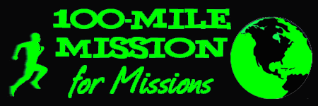 100-Mile Mission for Missions