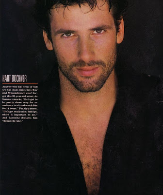 from Clyde is hart bochner gay