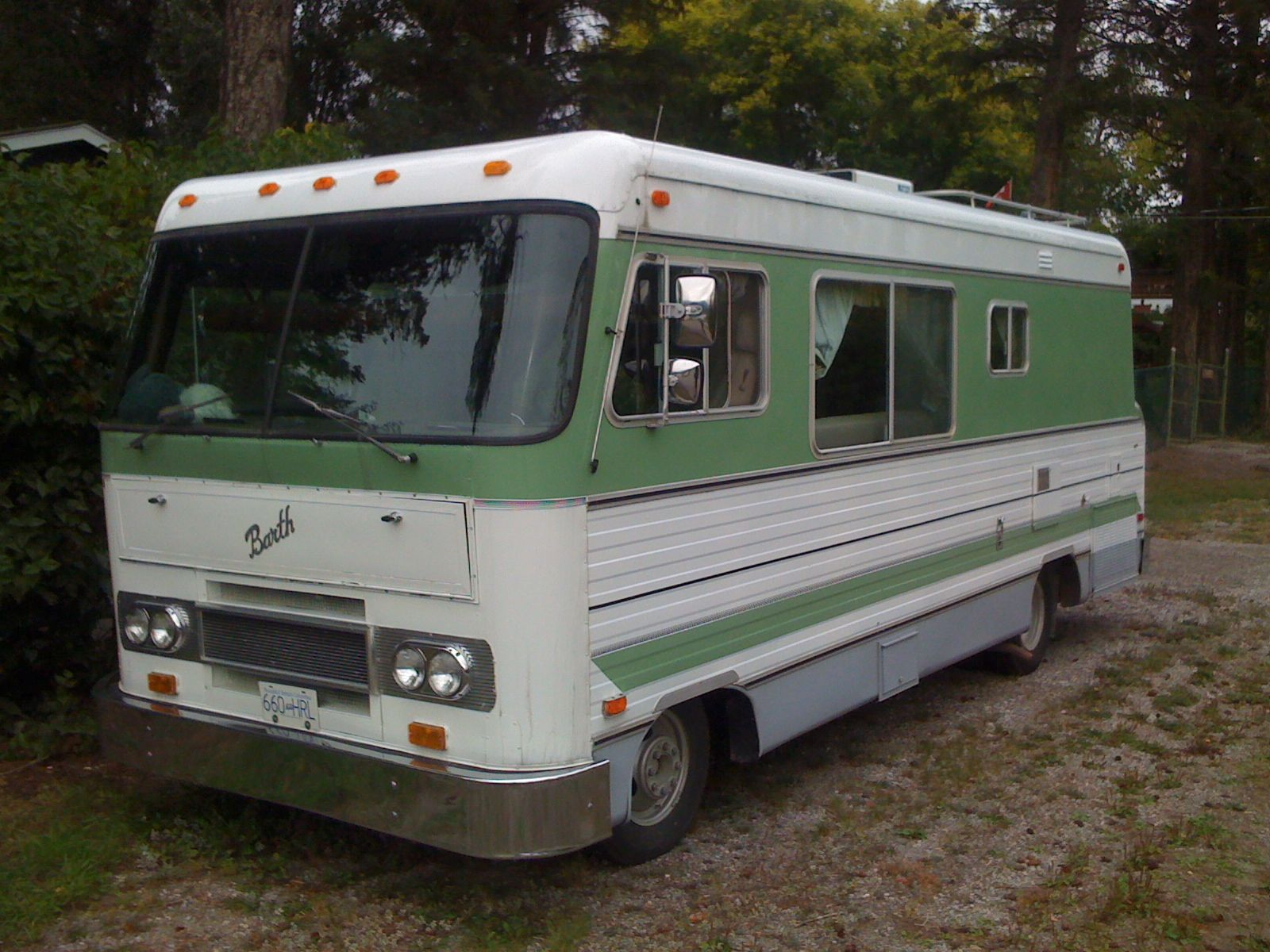 Myrtle The 1964 Travco Motorhome Other Motorhomes