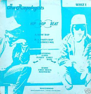 The Rapologists - Hip Hop Beat ( Vinyl, 12'' 1984)(Billy Boy Records)