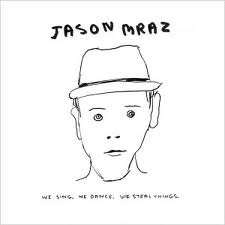 Free Download: Jason Mraz We Sing, We Dance, We Steal Things Album Cover