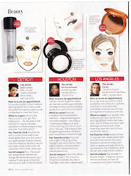 InStyle Magazine December Issue page 264