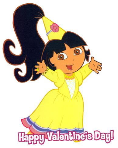 Cartoon characters dora the explorer - Princesse dora ...