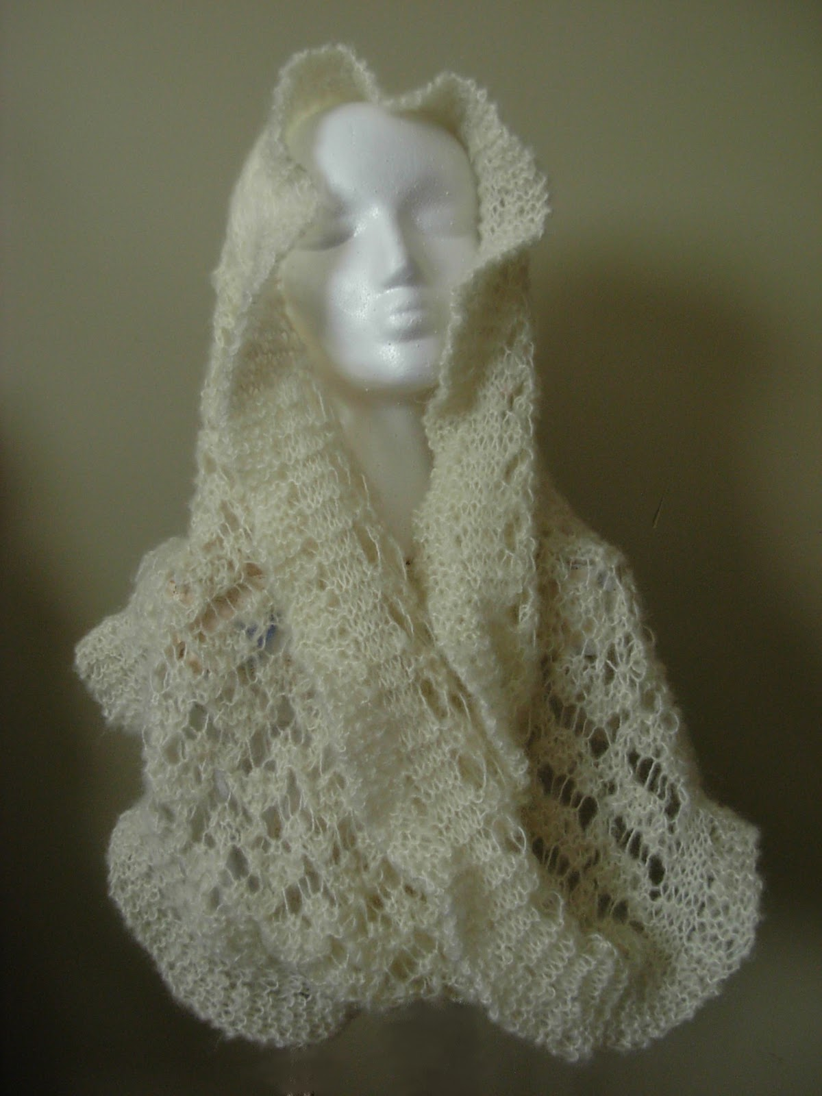 Spirit Hood Knitting Pattern : Skukum Knits: Knitting Patterns for sale