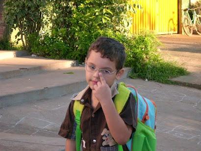 Yan Gabriel ( meu neto)