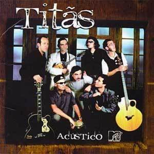 Capa do Acústico MTV