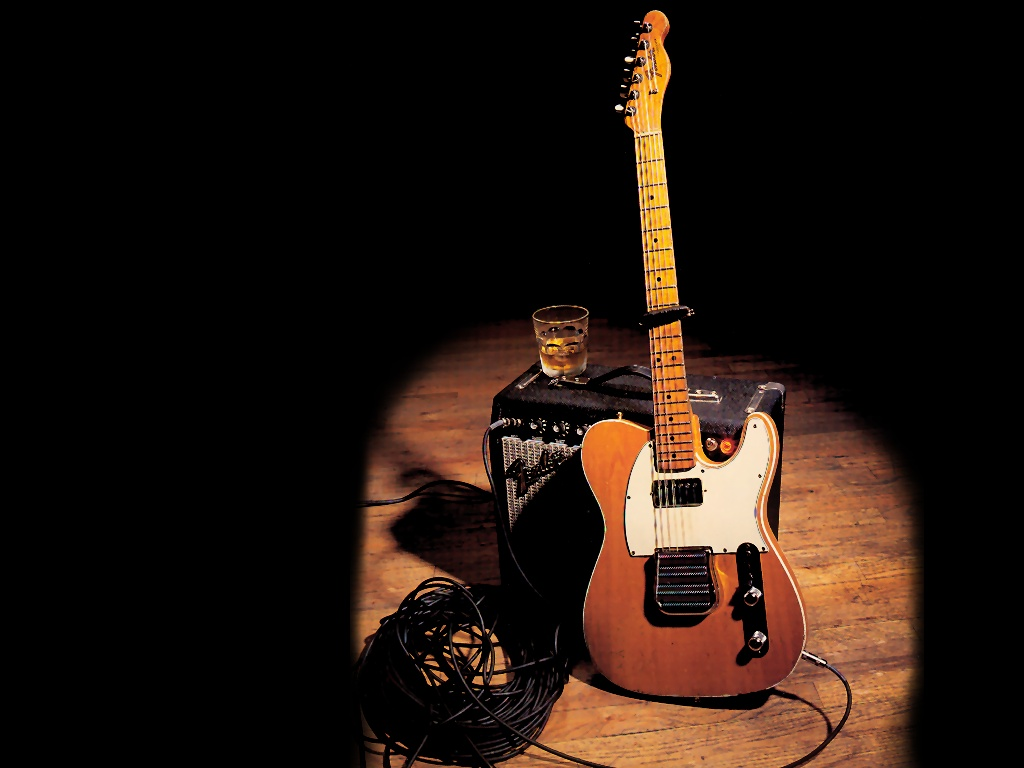 Albert Collins' Fender Telecaster