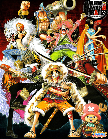 One Piece! The best |