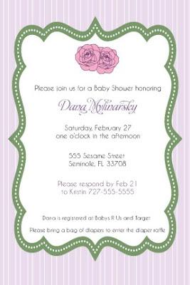 Shabby chic baby shower invitations ap design shabby chic baby shower invitations filmwisefo