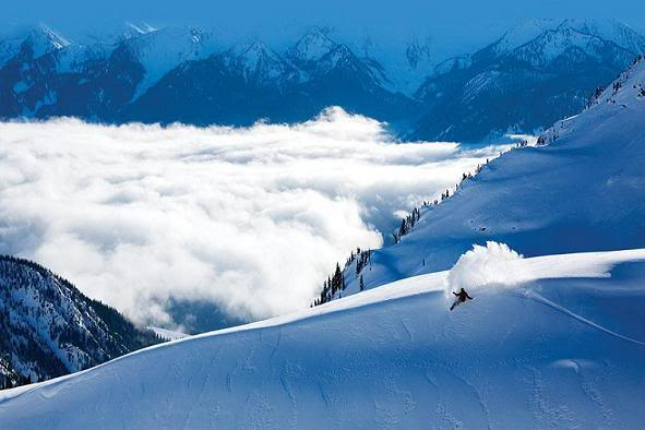 ski resort