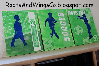 Make Your Child A Sports Star With Personalized Paintings