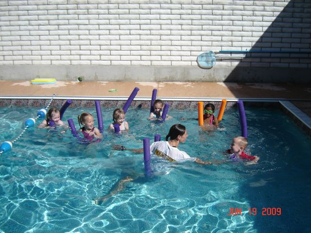 Campbell Swimming Lessons