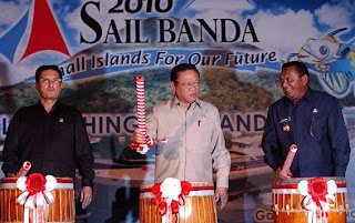 Launching Sail Banda